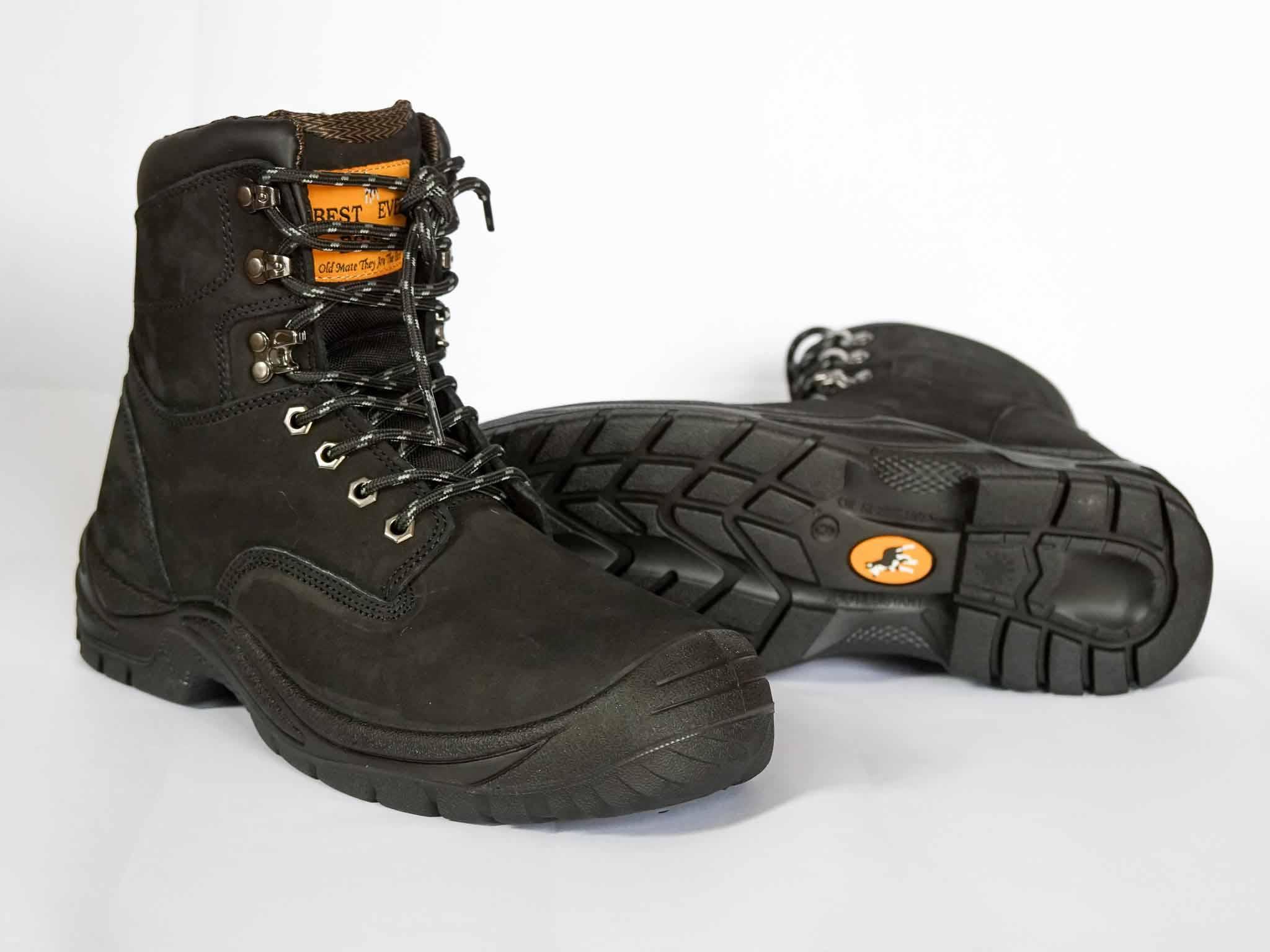 Hawk Steel Black | Best Ever Boots