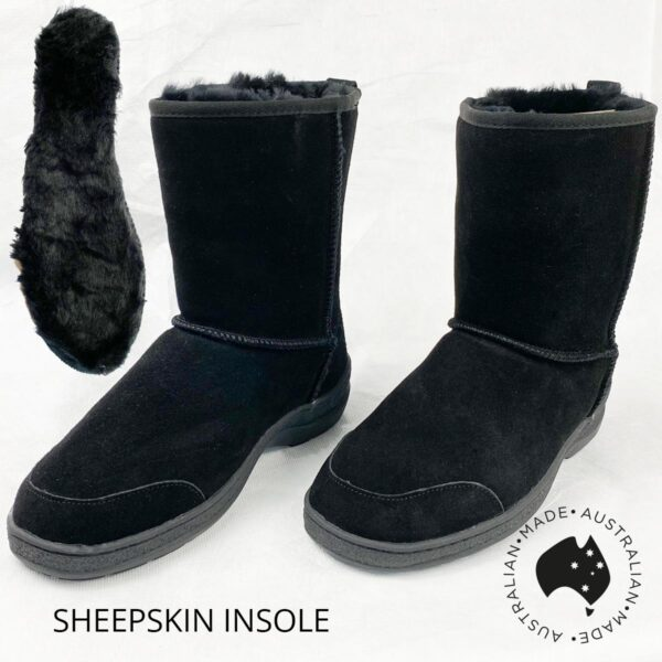 Black Outdoor Ugg AM Insole