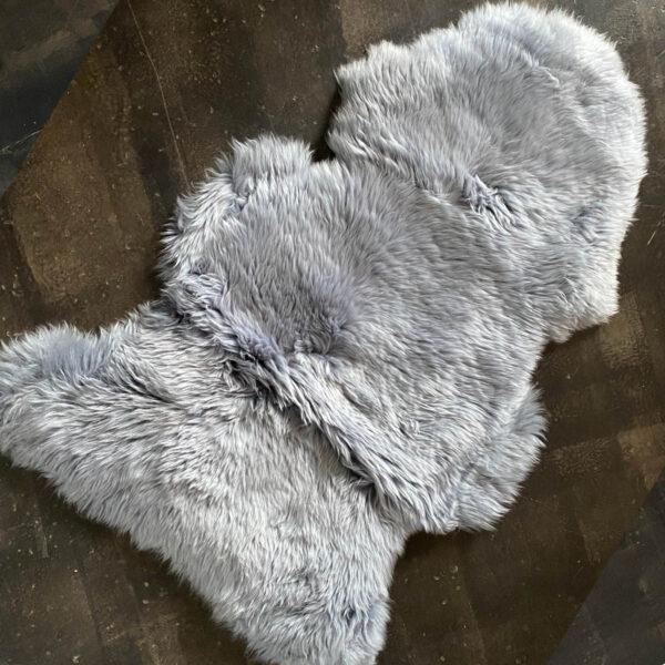 Sheep Skin 1 up grey